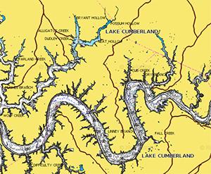 LAKE CUMBERLAND – Butler County Bassmasters